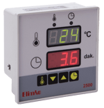E-2500 Series Temperature and Timing Controller