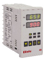 E-49 Series Digital Indicating Controllers