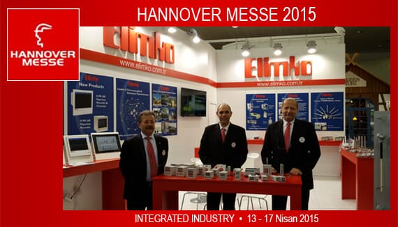 ELİMKO AT HANNOVER MESSE 2015